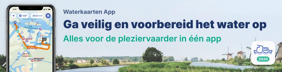 Waterkaarten App